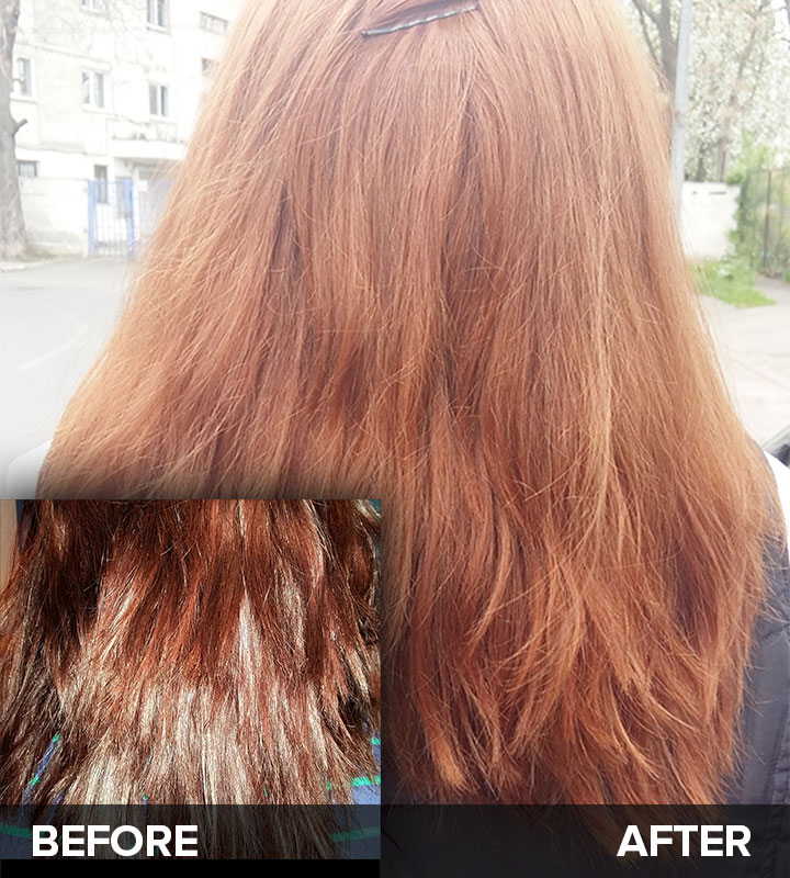 Galerry home hair colour remover reviews uk